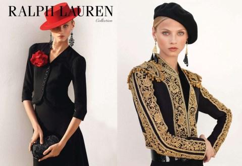 Ralph Lauren Collection SS 2013