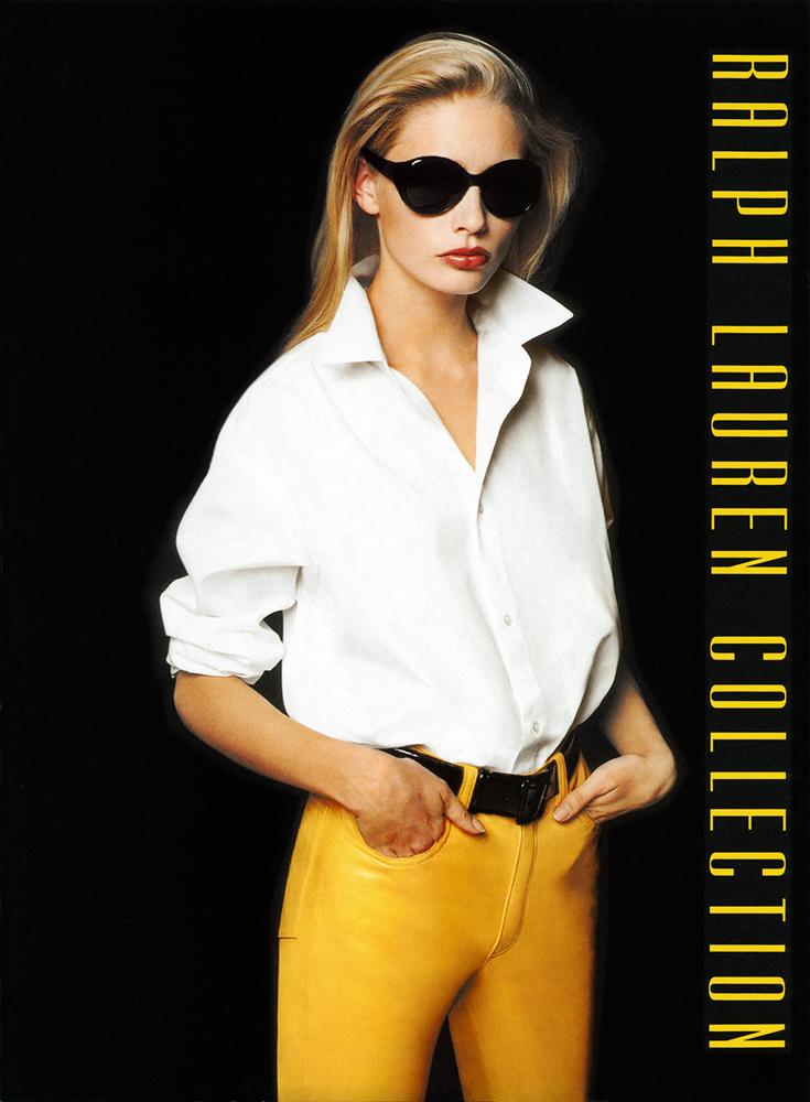 Ralph Lauren SS 1996