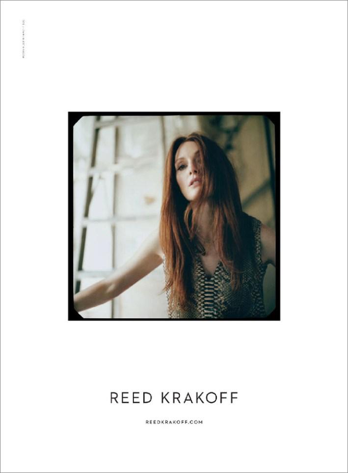 Reed Krakoff FW 2013 Julianne Moore