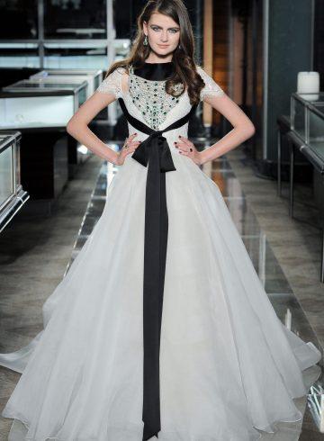 Reem Acra Spring 2018 Bridal Fashion Show