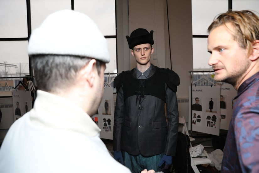 Robert-Geller-Fall-2017-mens-fashion-show-backstage-the-impression-102