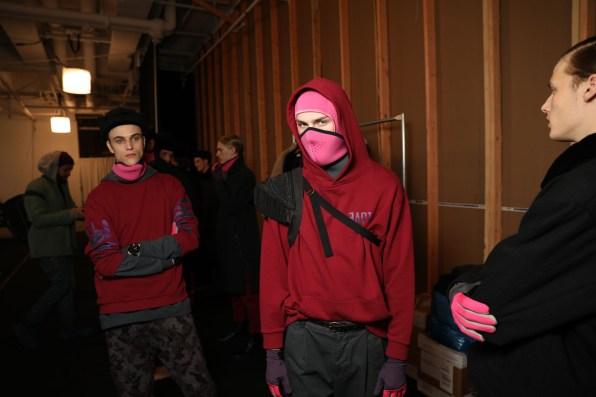 Robert-Geller-Fall-2017-mens-fashion-show-backstage-the-impression-144