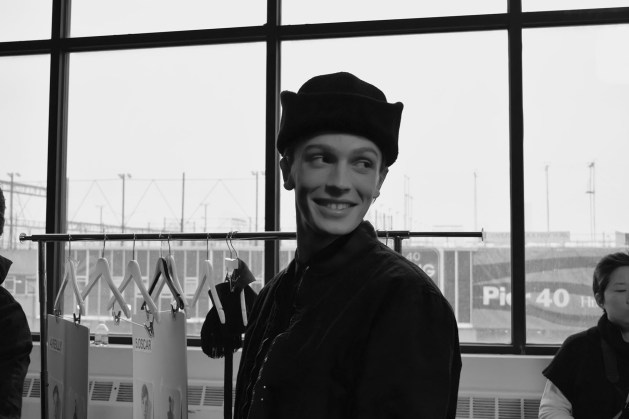 Robert-Geller-Fall-2017-mens-fashion-show-backstage-the-impression-19