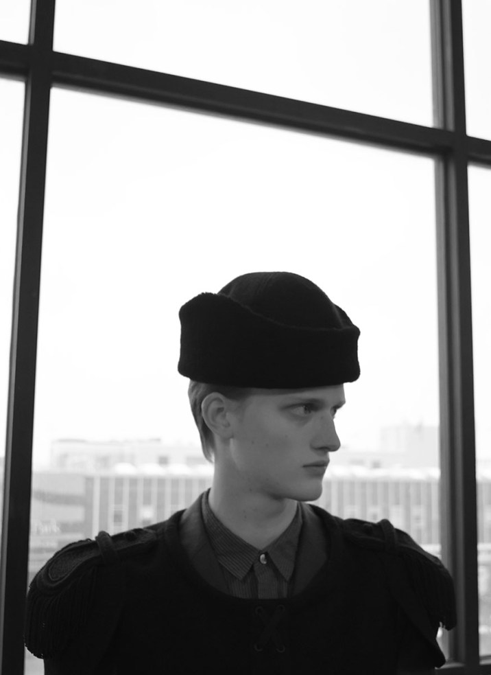 Robert-Geller-Fall-2017-mens-fashion-show-backstage-the-impression-22