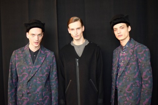 Robert-Geller-Fall-2017-mens-fashion-show-backstage-the-impression-37