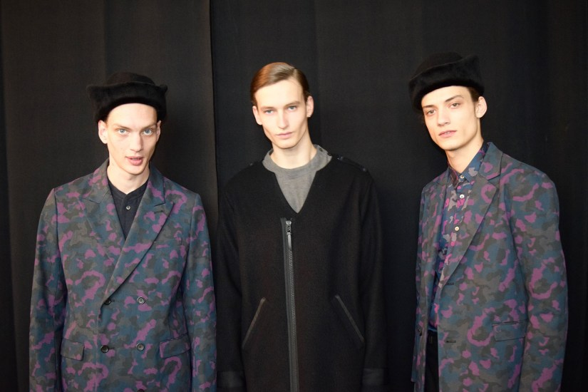 Robert-Geller-Fall-2017-mens-fashion-show-backstage-the-impression-37