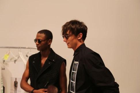 Robert-Geller-fashion-show-backstage-spring-2017-the-impression-013