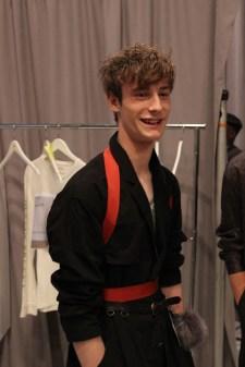 Robert-Geller-fashion-show-backstage-spring-2017-the-impression-102