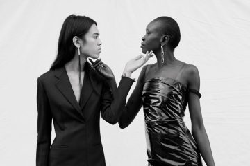 Helmut Lang's Fall 2017 Ad Campaign