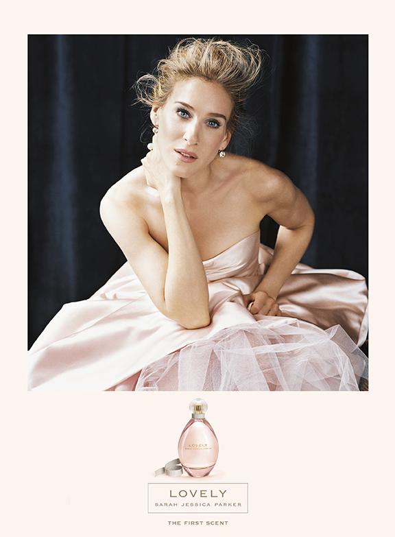 Sarah Jessica Parker Lovely Fragrance