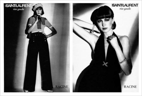Saint Laurent Rive Gauche SS 1974