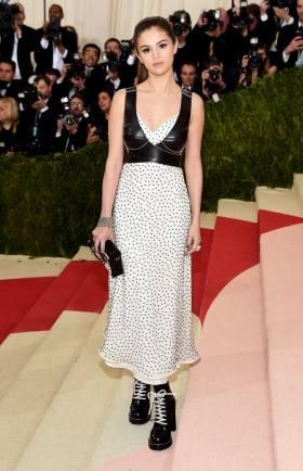 Selena Gomez in Louis Vuitton