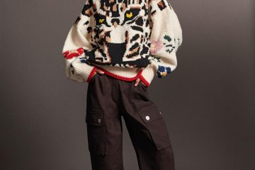 Sonia Rykiel Pre-Fall 2018 Lookbook