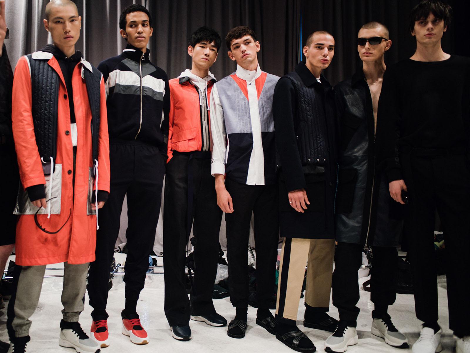 Tim-Coppens-fashion-show-backstage-spring-2017-the-impression-14