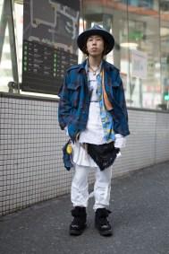 Tokyo str RF17 1271