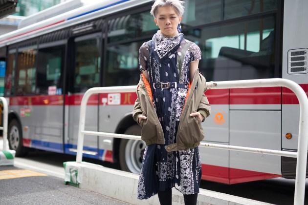 Tokyo str RF17 2472