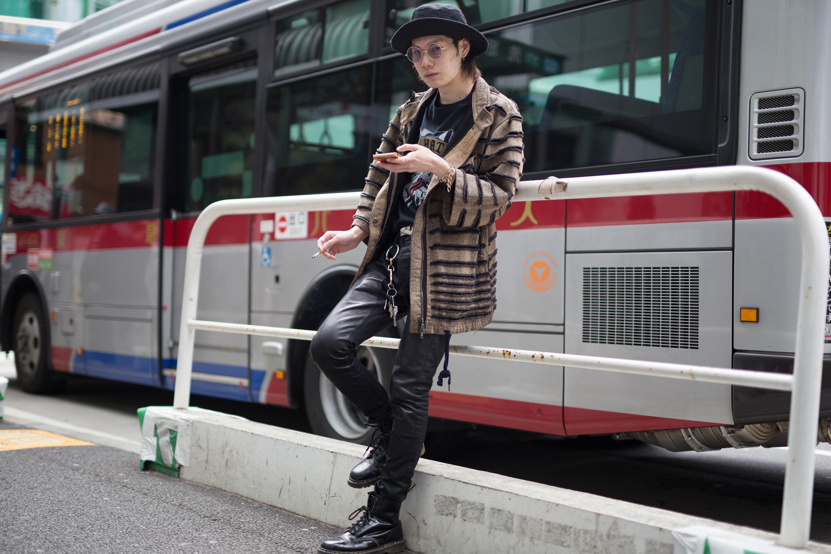 Tokyo str RF17 2858
