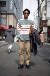 Tokyo str RF17 2944