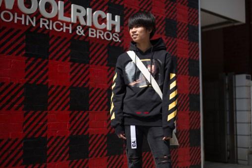 Tokyo str RF17 3700