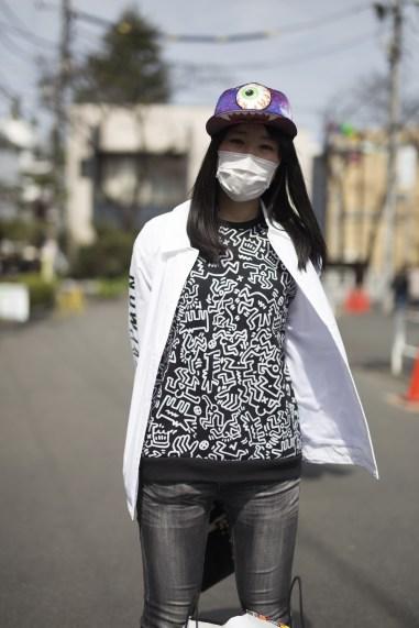 Tokyo str RF17 5406