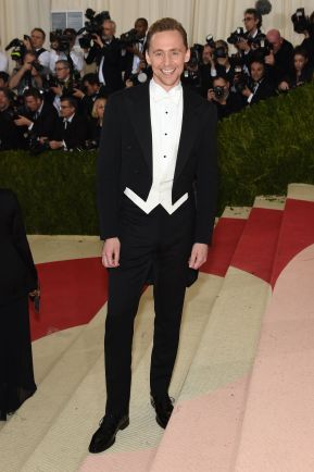Tom Hiddleston in Ralph Lauren