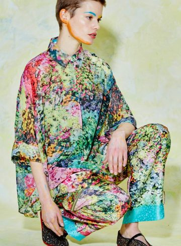 Tsumori Chisato Pre-Fall 2017 Lookbook