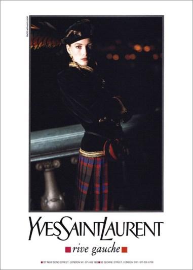 Yves Saint Laurent Rive Gauche-1
