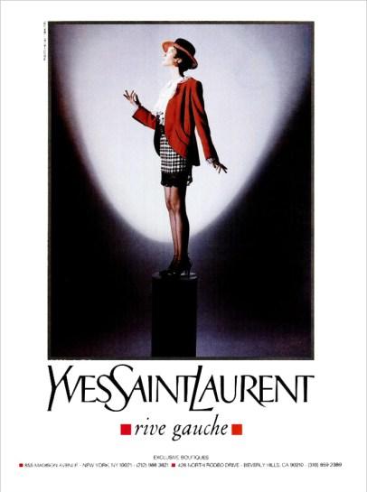 Yves Saint Laurent Rive Gauche SS 1994