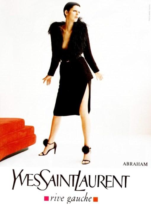 Yves Saint Laurent Rive Gauche SS 1996