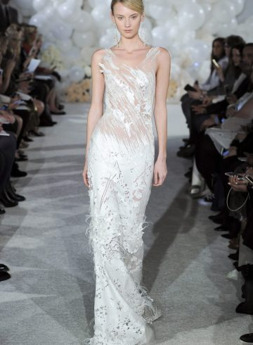 Mira Zwillinger Spring 2018 Bridal Fashion Show