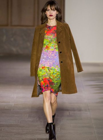 Agnes B. Fall 2017 Fashion Show