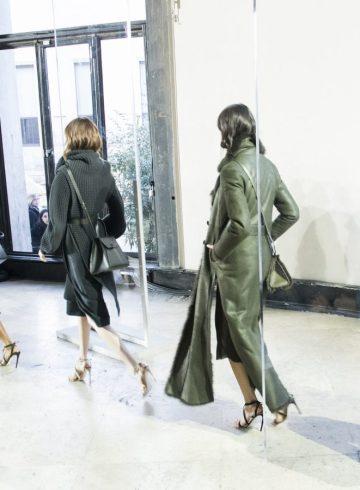 Akris Fall 2017 Fashion Show Atmosphere Cont.