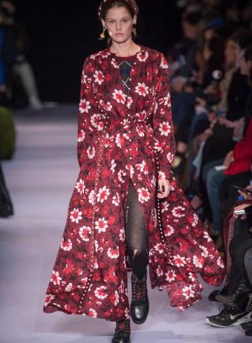 Altuzarra Fall 2017 Fashion Show