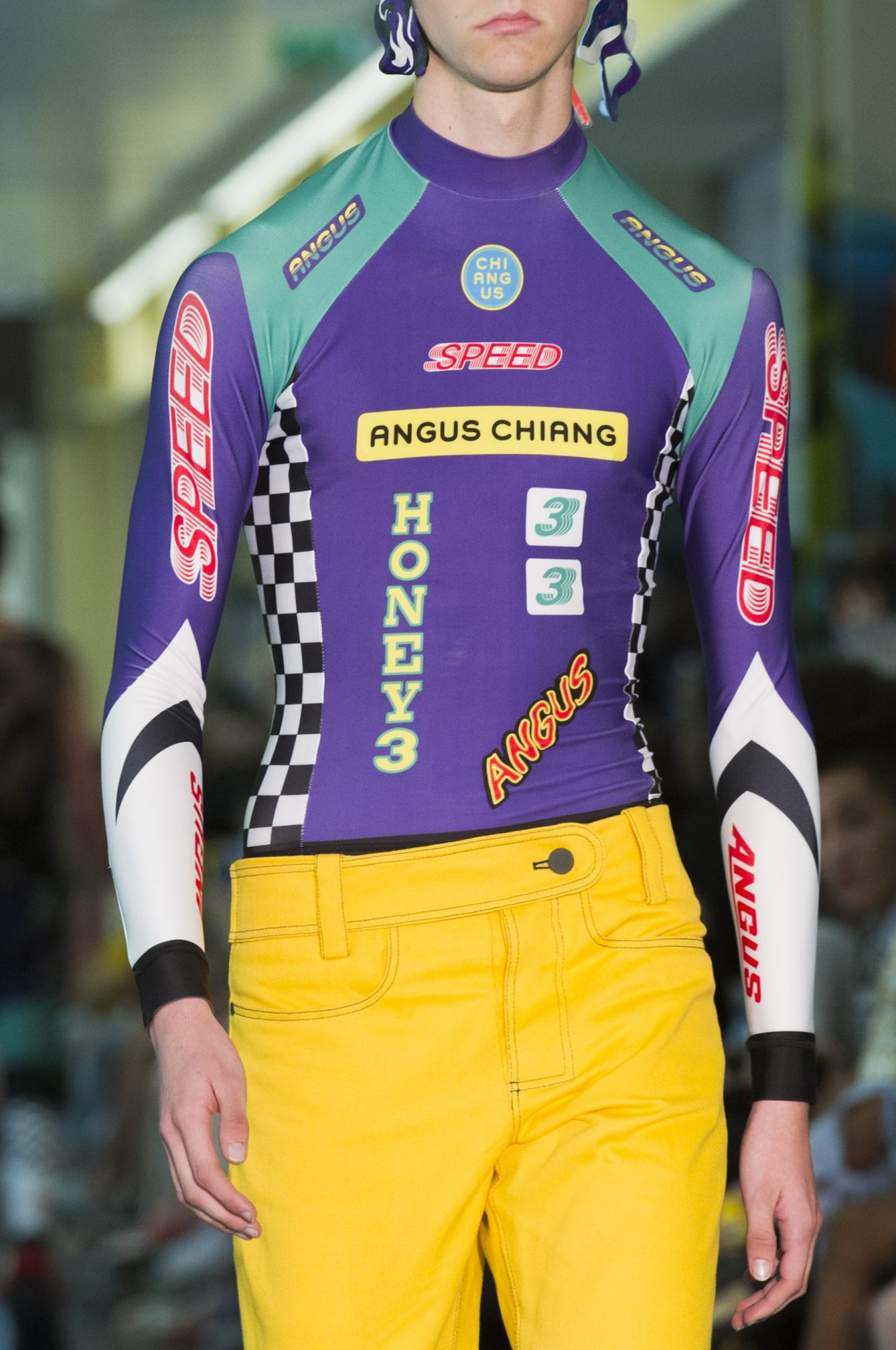 Angus Chiang Spring 2018 Men's Fashion Show Details