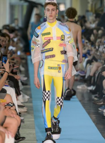 Angus Chiang Spring 2018 Men's Fashion Show