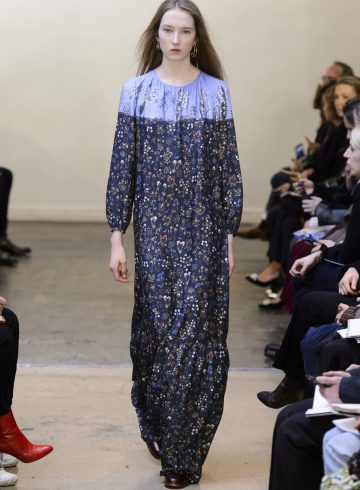 A.P.C. Fall 2017 Fashion Show