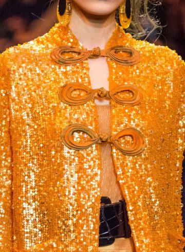 Giorgio Armani Privé Spring 2017 Couture Details
