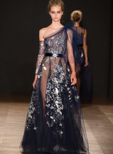 Dany Atrache Fall 2017 Couture Fashion Show