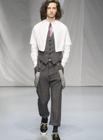 Geoffrey B. Small Fall 2017 Menswear Fashion Show