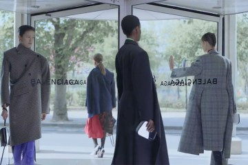 Balenciaga Dizzying Fall 2017 Fashion Film