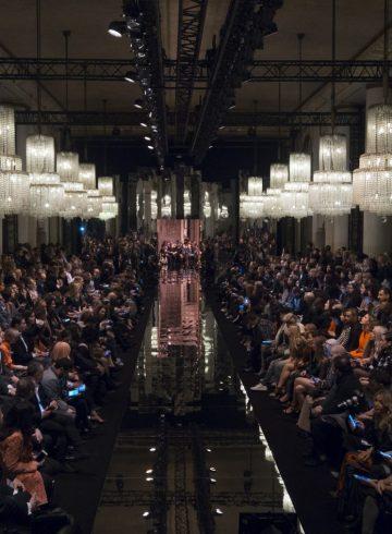 Balmain Fall 2017 Fashion Show Atmosphere Cont.