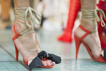 Best Shoes of Paris Fashion Week Spring 2018
