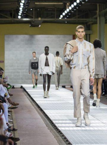 Dirk Bikkembergs Spring 2018 Men's Fashion Show Atmosphere