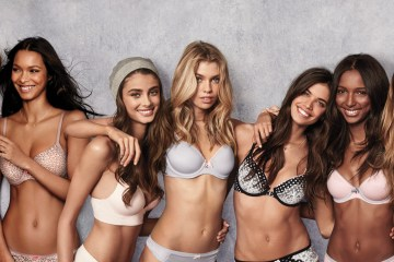 Victorias Secret body shoot