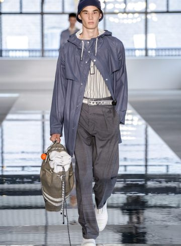 Boss Spring 2018 Men's Fashion Show