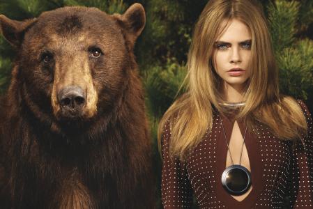 Cara Delevingne, Vogue USA | June 2014