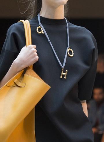Celine Fall 2017 Fashion Show Details