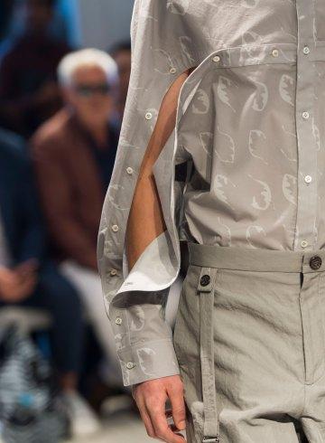 Chalayan Spring 2018 Men's Fashion Show Details