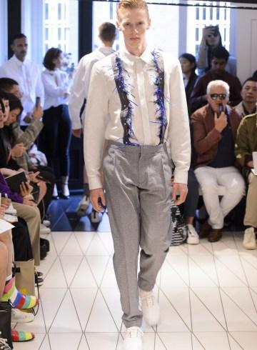 Chalayan Spring 2018 Men's Fashion Show