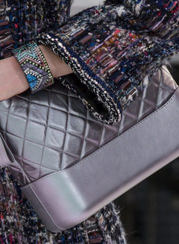 Chanel Fall 2017 Fashion Show Details